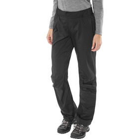 Black Diamond Stormline Stretch-sadehousut Naiset, black